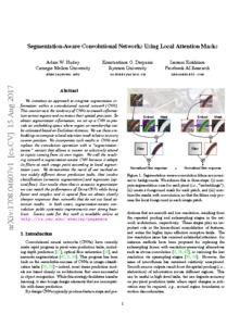 DeepLab: Semantic Image Segmentation with Deep Convolutional