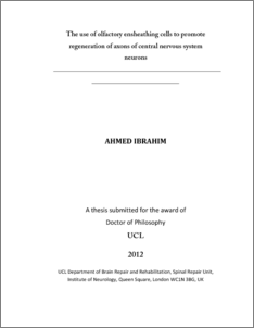 Ucl phd thesis abstract