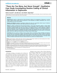 teenage depression case studies Teen depression case study 5 burris coach:  teen case study notes: this is a case study of a 15 year old female she was not previously diagnosed and this was a single four hour session with before and after data collection the same day this case study also revealed suicidal ideation.