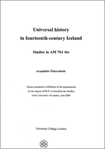 a history of icelandic literature pdf