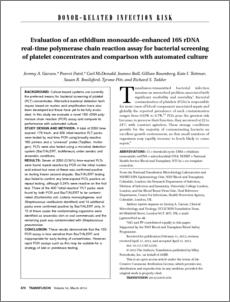 Evaluation of an ethidium monoazide-enhanced 16S rDNA real