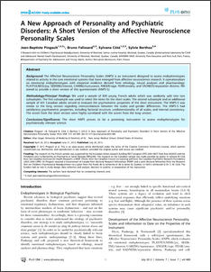 journal of research in personality pdf