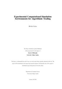 List of symbols thesis