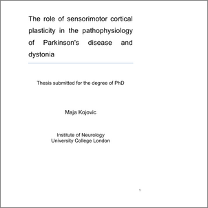 UCL - PhD theses defended