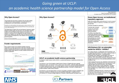 Going Green At Uclp An Academic Health Science