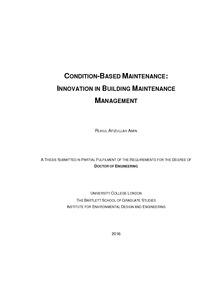 Conditions management dissertation