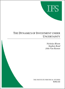 Investment Under Uncertainty Pdf